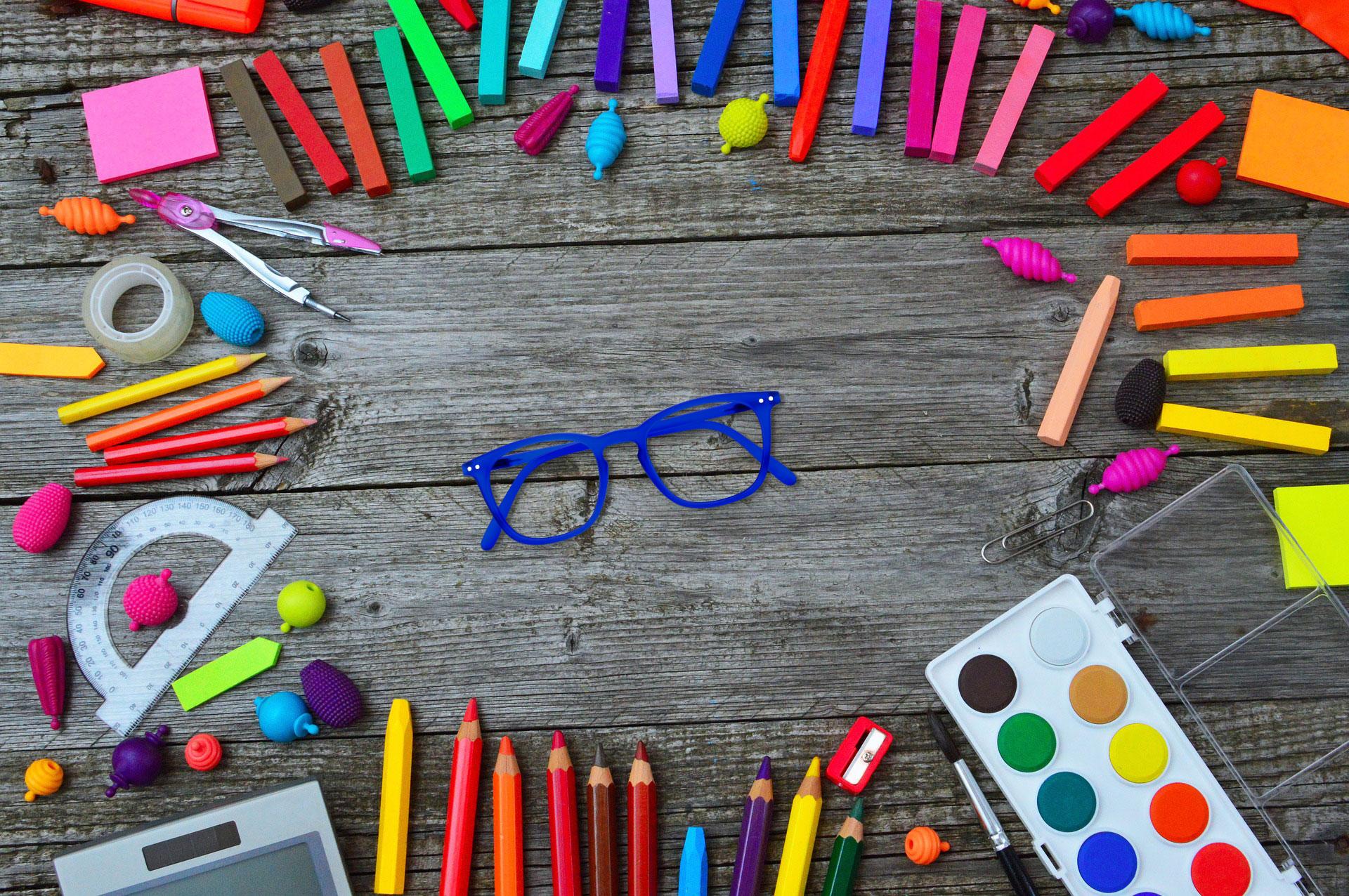 Полезни съвети в грижата за детското зрение