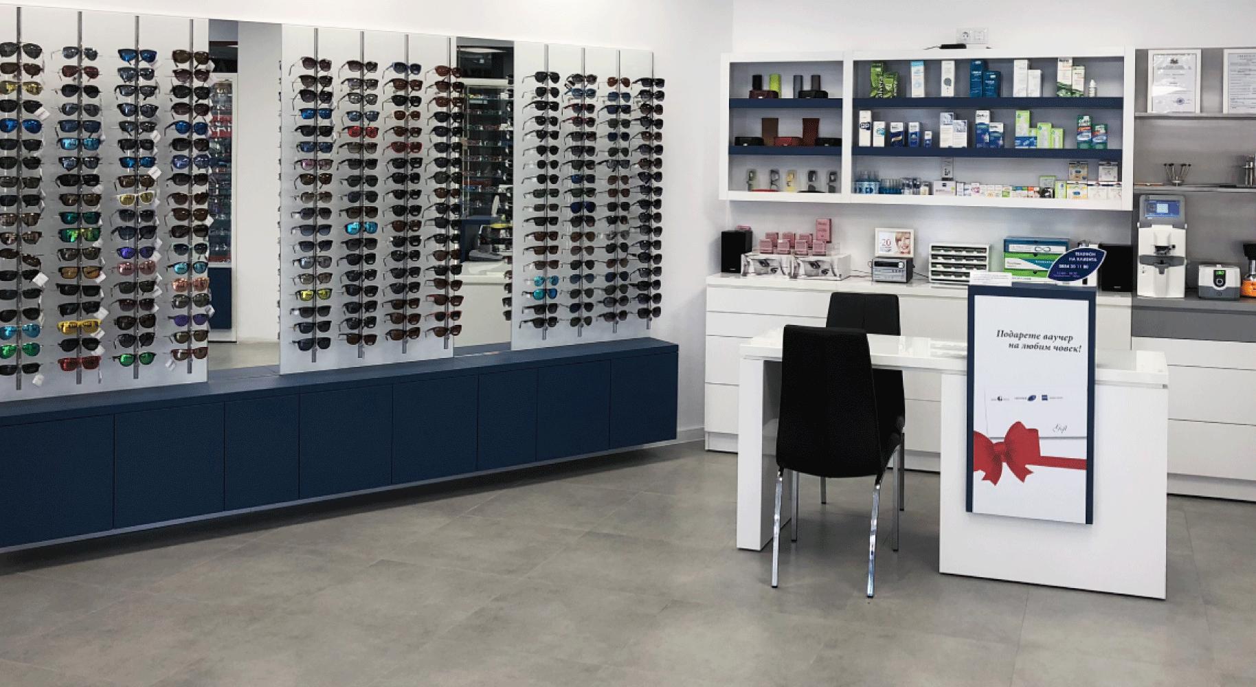 Днес отвори врати още един магазин от верига оптични центрове JOY Optics в Студентски град